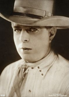Hoot Gibson (1892-1962), actor and rodeo champion