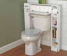 Over the Toilet Cabinet Bathroom Space Saver | CoolShitiBuy.com