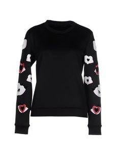 KARL LAGERFELD Sweatshirt. #karllagerfeld #cloth #dress #top #skirt #pant #coat #jacket #jecket #beachwear #