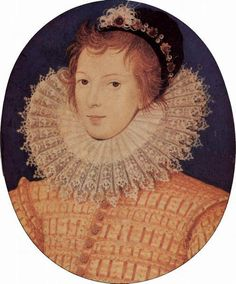 by Nicholas Hilliard, 1585