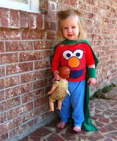 DIY Halloween Costume : DIY Superhero -  Superman Capes DIY Halloween