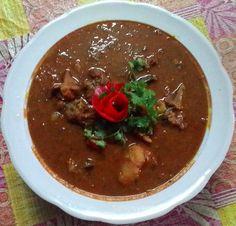 Sylheti Bengali Recipes: Mutton Curry Home Style.