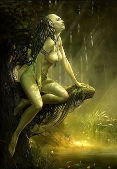 The Witcher/ Morenn: Forest Child/ Gwent Card/ Scoia'tael