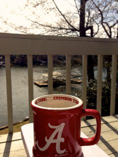 roll tide. smith lake, alabama