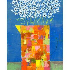 Daisies Daisy by Elizabeth Rosen