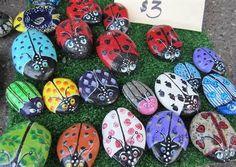 ... painted rocks