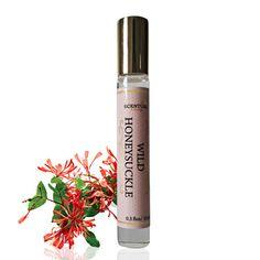 HONEY SUCKLE PERFUME Oil Organic Perfume Oil by ScentualAroma