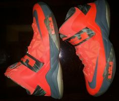 28abb39bc9ca5 RARE  Nike Men Zoom Soldier VI. Lebron James Shoes 10.5 Never Worn. Free