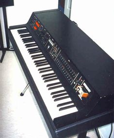 The Synergy was a digital additive synthesizer from Digital Keyboards, Inc. It retailed for over $5,000 in 1983.