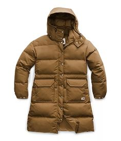The North Face Down Sierra Hooded Parka - Women's North Face Women, The North Face, Winter Coats Women, Winter Jackets, Winter Parka, Parka Canada, Swatch, Womens Parka, Hooded Parka