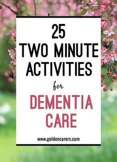 The Layman's Guide To Alzheimer's Disease – Elderly Care Tips Activities For Dementia Patients, Dementia Crafts, Alzheimers Activities, Elderly Activities, Senior Activities, Dementia Care, Alzheimer's And Dementia, Elderly Crafts, Spring Activities