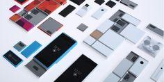 Motorola Area : le Phoneblocks de Google