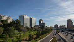 The Ministry of Foreign Affairs and Cooperation, Spain. Torres Ágora. allende arquitectos 2003
