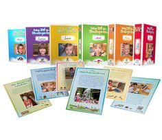 Kindergarten Ordner individuell gestaltbar mit dem Namen und dem Foto Ihres Kindes.