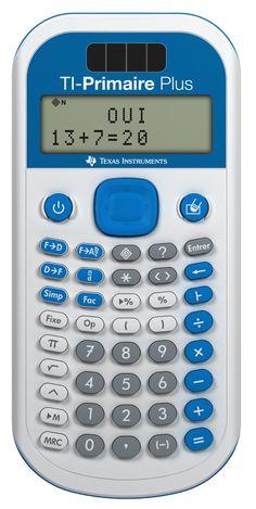 Une calculette pour s'entraîner au calcul mental
