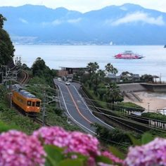 Sunami seaside park. Looking for more information about Hiroshima? Go Visit Mihara sightseeing navigator. http://www.mihara-kankou.com