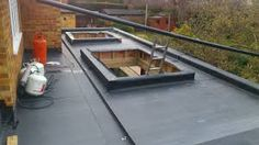 Image result for rooflights for flat roofs
