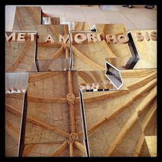Great!! #corkculture #Metamorphosis #amorim #design #cortiça #cork