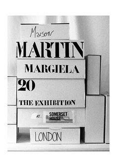 Martin Margiela exhibition