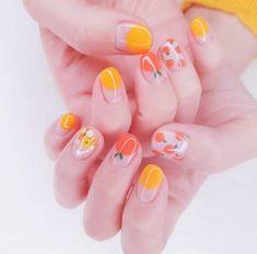 Pin on neutral simple nails Pin on neutral simple nails Korean Nail Art, Korean Nails, Pedicure Nail Art, Toe Nail Art, Nail Nail, Art Nails, Red Nail, Black Nail, White Nail