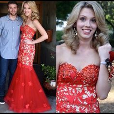 Prom Dress From Noell In Los Angeles
