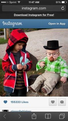Cutest costume ever!!!