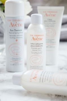 Avéne Sensitive Skin Saviour Kit // Beauty and the Chic