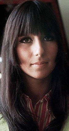 Cher | Forever young: Cher today (left) and as a pop star in 1966 (right)