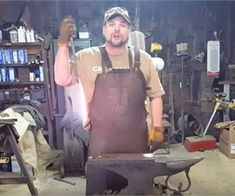 Blacksmith 'Proves' Conspiracy Theorists Are 'Moronic' Short Hair Cuts, Short Hair Styles, Organic Vitamins, Life Changing Books, Look Younger, Haircuts For Men, Blacksmithing, Hair Loss, Home Remedies