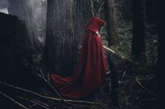 Red riding hood by eliot lee hazel