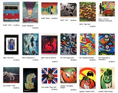 Buy Graffiti and Street Art Online @urbanartroom  #graffit #streetart #shop #online