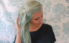 18 Subtle Ways to Add Color to Your Hair via Brit + Co.