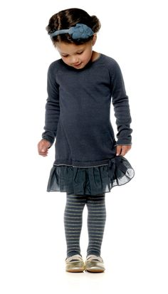 Hayward Little TIGHTS - POMPdeLUX - Cool clothes for kids!