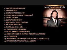 Gracias Por Estar Aquí (Deluxe Edition) - Marco Antonio Solís (Full Album) - YouTube