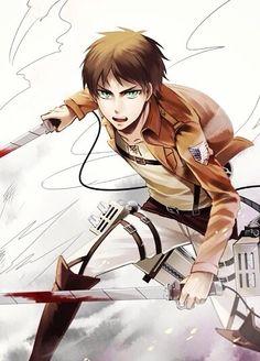 Eren. Attack on titan. 進撃の巨人. Shingeki no Kyojin. Атака титанов. #SNK. #AOT