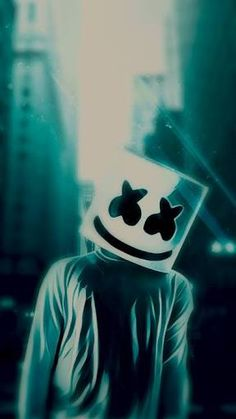 Marshmello Wallpapers and Top Mix Musik Wallpaper, Tumblr Wallpaper, Cool Wallpaper, Wallpaper Backgrounds, Hipster Wallpaper, 4k Wallpaper For Mobile, Cellphone Wallpaper, Iphone Wallpaper, Joker Wallpapers
