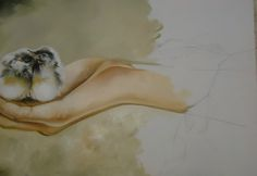 Vida- Oleo sobre tela- Marize Bodini