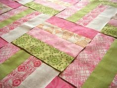 These are great colors especially if I could find just the right jelly roll.