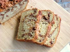 Cinnamon+Swirl+Ricotta+Bread+{gluten+free}