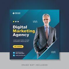 Social Media Posts, Social Media Banner, Social Media Design, Marketing Flyers, Business Marketing, Digital Marketing, Graphic Design Brochure, Graphic Design Pattern, Sales Template