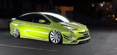 Wald Toyota Prius Revealed in Full - Motorward Supercars, Toyota Prius, Car Tuning, Automotive Design, Electric Cars, Hot Cars, Custom Cars, Cars And Motorcycles, Touring