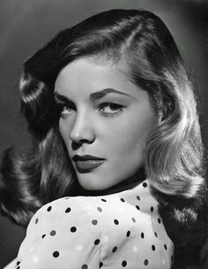 "In case you did not know the definition of ""sass"", here is Lauren Bacall"