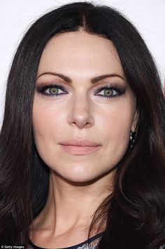 Orange Is the New Black make-up artist reveals secret behind Laura Prepon's eyebrows | Daily Mail Online