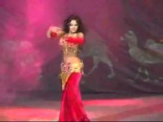 Santana Black Magic Woman with sensational belly dancer~  if only I could learn to dance like this