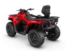 New 2016 Can-Am Outlander L MAX 570 ATVs For Sale in Colorado. 2016 Can-Am Outlander L MAX 570, Raise your expectations, not your price range. Get the all-terrain performance you'd expect from Can-Am at the most accessible price ever. A more comfortable two-up riding experience that simply and quickly converts to a one-up.
