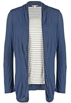 Pitkähihainen paita - navy Navy, Long Sleeve, Sleeves, Sweaters, Mens Tops, T Shirt, Fashion, Spirit, Hale Navy