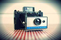 Vintage 1960s Polaroid 210 Automatic Land Camera; Peel-apart 100-series Packfilm, Ready-to-Shoot etsy 68