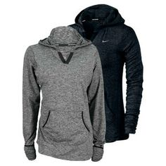 A number of us here at TE have this top because it's just too perfect! NIKE Women`s Element Running Hoodie