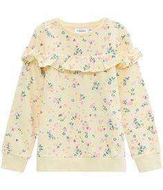 Tröjor & koftor barn - Shoppa online & i butik Floral Tops, Sweatshirts, Summer, Design, Women, Fashion, Moda, Summer Time, Top Flowers