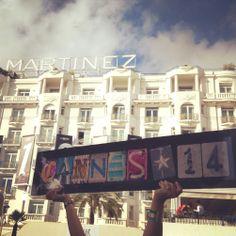 Alfagram est au Martinez #cannes #martinezcannes #hotelmartinez #alfagram #festivaldecannes